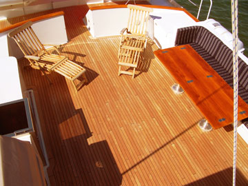 Teak Deck Products
