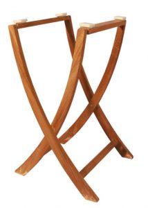 Teak Table Legs, Folding