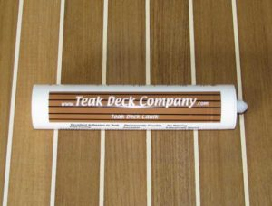 Teak Deck Caulk, Black