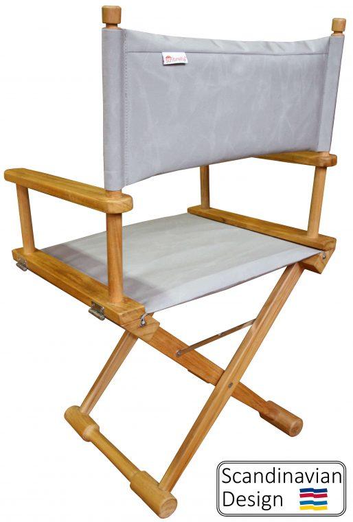 Merveilleux Teak Folding Captains Chair W Cushions. Teak ...